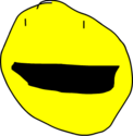 Yellow Face Smile 1 Talk00r