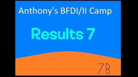 BFDI II Camp 7B Trick and Treat!!