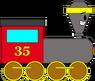 131, Toy Train