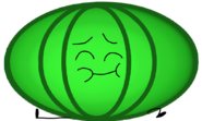 Watermelon Smiling