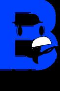 B Pose