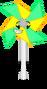 Pinwheel Pose