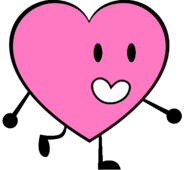 Valentine's Day Heart Pose