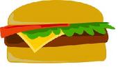 Burger body