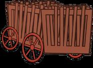 Horsecart Front