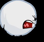 Snowball Pose