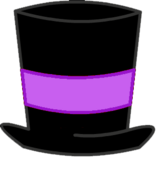 Purple Top Hat Idle