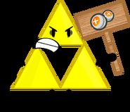 Triforce Pose (Zephyr)