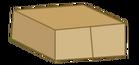 Box lying Down