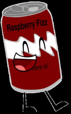 Raspberry Fizz FTFODI Pose