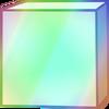 Rainbow Blocky Asset (BFB)