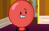 Balloon innocent smile