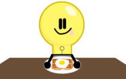Bacon and eggs on toast by ball of sugar-dc23qu0