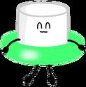 Marshmallow on a Floatie