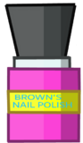 Nail Polish's BFTW body