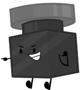 (Male) Ink Bottle Fan-Made Pose