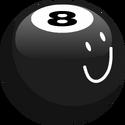 8-ball wiki pose
