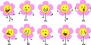 Flower's Emotions