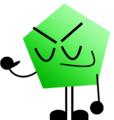Green Pentagon-0