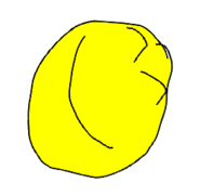Yellow Face pose (enzo)