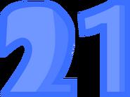 21's body