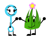 Bubble Wand and Flower Grassy
