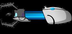 Portal Gun (New Pose 2)