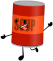 Soup Can (BFOD Pose)
