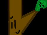 Stick and Leaf (BLUE)