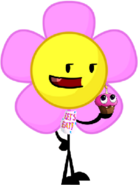 Flower as chica