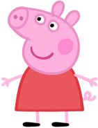 Peppa Pig realistic