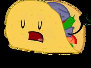 Taco (BFDI) Pose