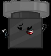 Ink Bottle Fan-Made Pose