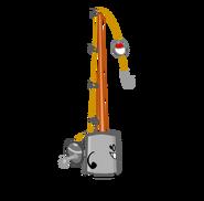 Fishing Rod Fan-Made Pose