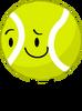 New Tennis Ball Pose