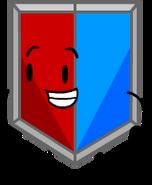 Shield pose