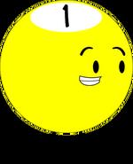 1-Ball Pose (Male)