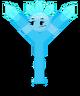 Ice Slingshot Pose