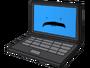 Laptop- like AJ