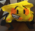 Cheesy Plush