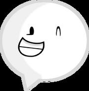 Speech Bubble Pose