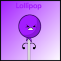 Lollipop icon 1