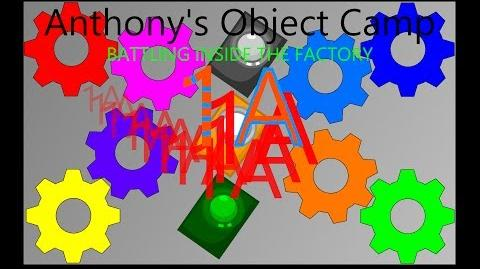 Object Camp Season 2 1A Automatic Elements