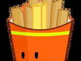 Orange Fries