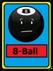 8-Ball Card