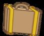 New suitcase