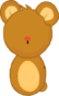 Teddy body