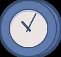 Clock body bfb idfb