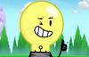Lightbulb Thumbs Up