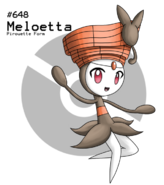 Meloetta pirouette form by latiar-d7r3knh